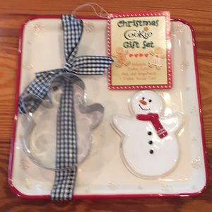 ⭐️Christmas Cookie Gift Set NWT